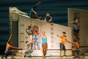 Mamma Mia Stage Production